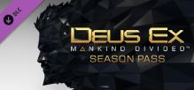 Deus Ex: Mankind Divided™ DLC - Season Pass
