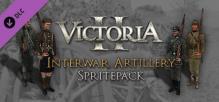 Victoria II: Interwar Artillery Sprite Pack