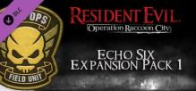 Resident Evil: Operation Raccoon City - Echo Six Expansion Pack 1
