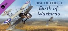 Rise of Flight: Birth of Warbirds