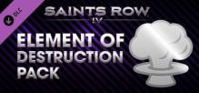 Saints Row IV - Element of Destruction Pack