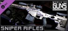 World of Guns: Sniper Rifles Pack #1