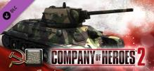 COH 2 - Soviet Skin: (M) Three Color Northwestern Front