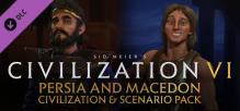 Civilization VI - Persia and Macedon Civilization & Scenario Pack