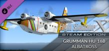 FSX: Steam Edition - Grumman HU-16B Albatross Add-On
