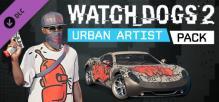 Watch_Dogs® 2 - Urban Artist Pack