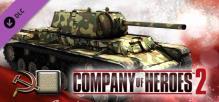 COH 2 - Soviet Skin: (H) Three Color Leningrad Front