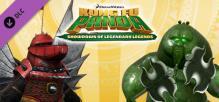 Kung Fu Panda: Rhino Armor Li and Jombie Master Bear