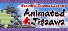 Beautiful Japanese Scenery - Animated Jigsaws