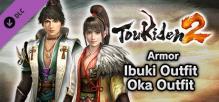 Toukiden 2 - Armor: Ibuki Outfit / Oka Outfit