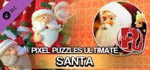 Pixel Puzzles Ultimate - Puzzle Pack: Santa