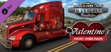 American Truck Simulator - Valentine's Paint Jobs Pack