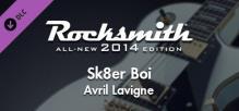 "Rocksmith® 2014 Edition – Remastered – Avril Lavigne - ""Sk8er Boi"""