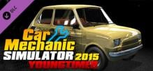 Car Mechanic Simulator 2015 - Youngtimer