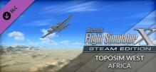 FSX Steam Edition: Toposim West Africa Add-On