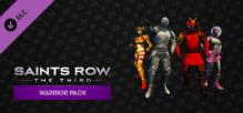 Saints Row: The Third Warrior Pack
