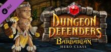 Dungeon Defenders: Barbarian Hero DLC