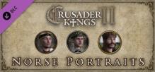 Crusader Kings II: Norse Portraits