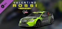 Rossi Ford Focus Rally car 2009