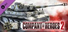 COH 2 - German Skin: (H) Stalingrad Winter Pattern