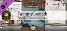 Fantasy Grounds - Deadlands: The Great Northwest Trail Guide