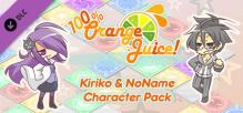 100% Orange Juice - Kiriko & NoName Pack