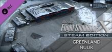 FSX: Steam Edition - Greenland Nuuk Add-On