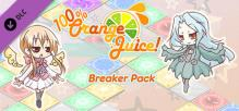 100% Orange Juice - Breaker Pack