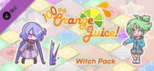 100% Orange Juice - Witch Pack