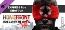 Homefront: Express 870 Shotgun