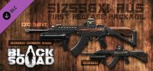 Blacksquad - SIZ556XI RUS FIRST RELEASE PACKAGE
