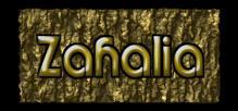 Zahalia