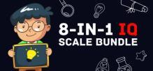 8-in-1 IQ Scale Bundle