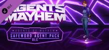 Agents of Mayhem - Safeword Agent Pack