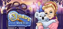 3 days: Zoo Mystery