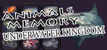 Animals Memory: Underwater Kingdom