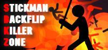 Stickman Backflip Killer zone