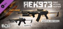 Blacksquad - AEK973 FIRST RELEASE PACKAGE