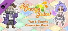 100% Orange Juice - Tsih & Tequila Character Pack