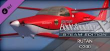 FSX: Steam Edition - Rutan Q200 Add-On