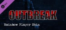 Outbreak - Rainbow Player Skin