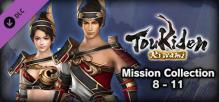 TOUKIDEN Kiwami - Mission Collection 8-11
