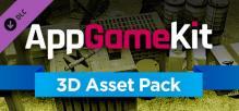 AppGameKit - 3D Asset Pack