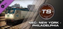 Train Simulator: Northeast Corridor: New York - Philadelphia Route Add-On