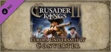 DLC - Crusader Kings II: Europa Universalis IV Converter