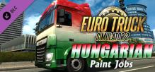 Euro Truck Simulator 2 - Hungarian Paint Jobs Pack