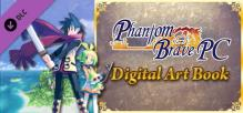 Phantom Brave PC - Digital Art Book