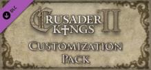 DLC - Crusader Kings II: Customization Pack
