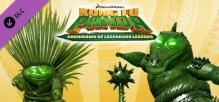 Kung Fu Panda: Jombie Porcupine and Jombie Master Croc