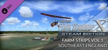 FSX: Steam Edition - Farm Strips Vol 1: South East England Add-On